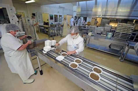 En images : visite des cuisines centrales de Mont de Marsan agglomération Sud Ouest fr