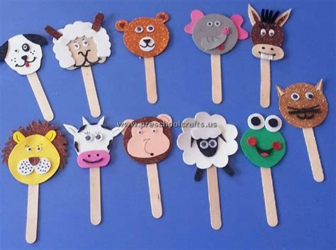 craft stick projects for preschoolers animals popsicle stick craft ideas for preschool crafts 816