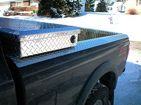 plate bed rails custom bed toolbox ideas ranger forums the ultimate