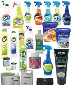 Cleaning Product Logos