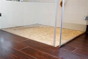Bodengleiche Dusche Fliesen Anleitung : barrierefreie duschen plattierungsgesch ft norman ehme ~ Michelbontemps.com Haus und Dekorationen