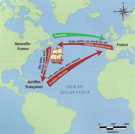 chambre de commerce charente le développement du commerce transatlantique entre le