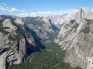 Yosemite National Park California Camping