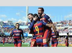 Barcelona win La Liga with win at Granada as Real Madrid