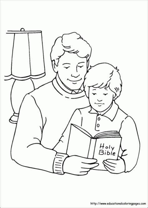 happy fathers day dibujos  imprimir  pintar