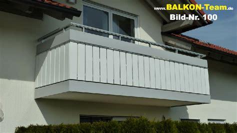 Balkonverkleidung Aus Kunststoff by Senkrecht Und In Farbe Balkonverkleidung