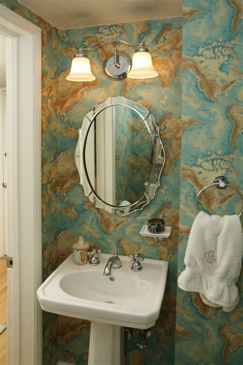 when should a powder room light fixture be placed the
