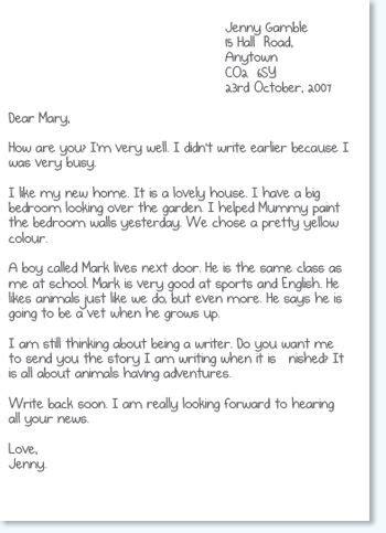 ideas  letter writing format  pinterest