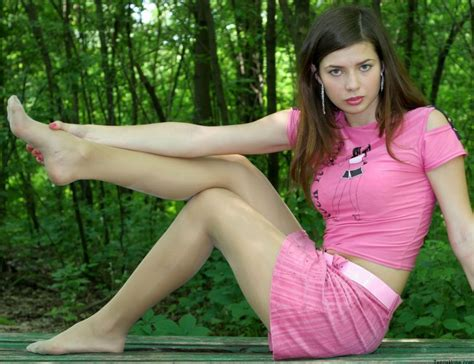 Toe Pantyhose Stocking Tights Nylon Sexy Babe Brunette V