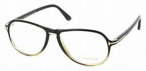 Lunette De Vue Aviateur : lunettes de vue tom ford ft 5380 005 53 15 homme noir ~ Melissatoandfro.com Idées de Décoration