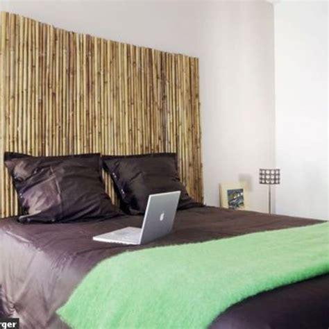 une tete de lit pour  dodo  deco cote maison