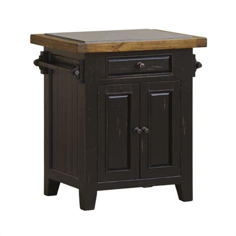 granite top kitchen island cart hillsdale tuscan retreat granite top kitchen island in