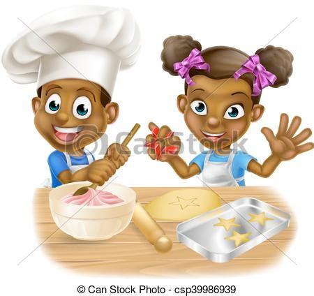 dessin anim cuisine chefs cuisine dessin animé gosse garçon gâteaux