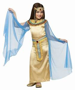 Cleopatra Kids Egyptian Costume - Cleopatra Egyptian Costumes