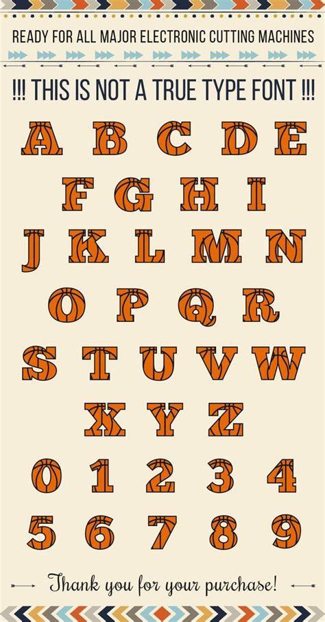 basketball font svg orange letters  black ribs monogram jersey sport fonts svg nba alphabet