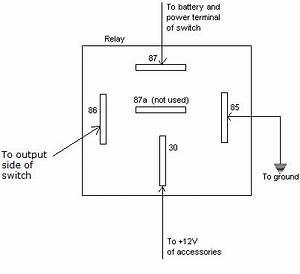 12 Volt Relay Wiring Code : januari 2015 marget ~ A.2002-acura-tl-radio.info Haus und Dekorationen