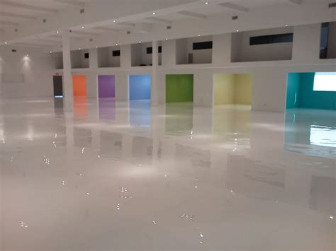 Epoxy Garage Floor Installers Los Angeles by Commercial Residential Concrete Epoxy Floor Coatings