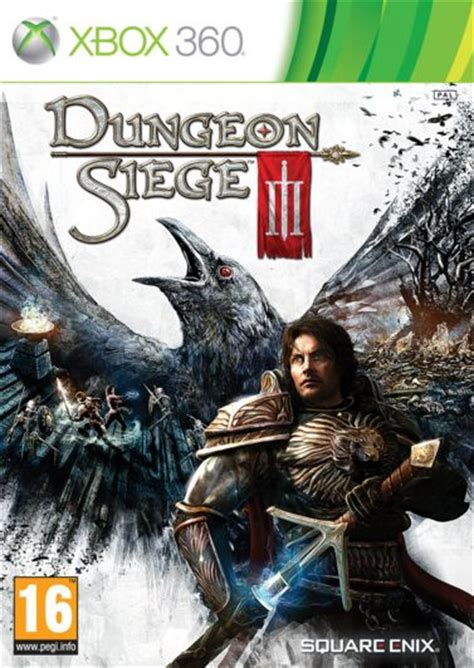 dungeon siege 3 xbox 360 review square enix dungeon siege 3 limited edition xbox 360 xbox