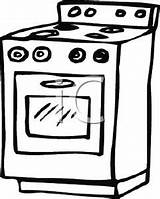 Oven Stove Clipart Clipground sketch template
