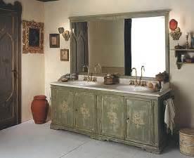 Country Style Bathroom Vanity