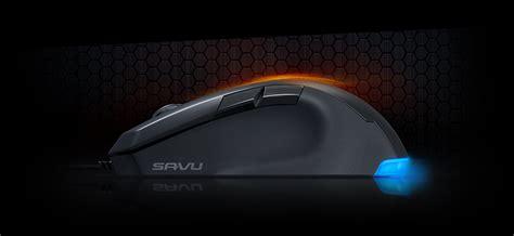 ROCCAT Savu Mid-Size Hybrid Gaming Mouse