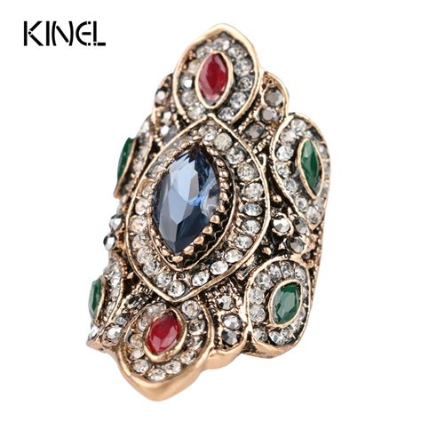 punk rock wedding rings punk rock vintage wedding rings for women color antique