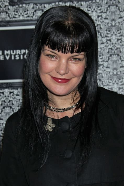 pauley perrette weight height measurements bra size ethnicity
