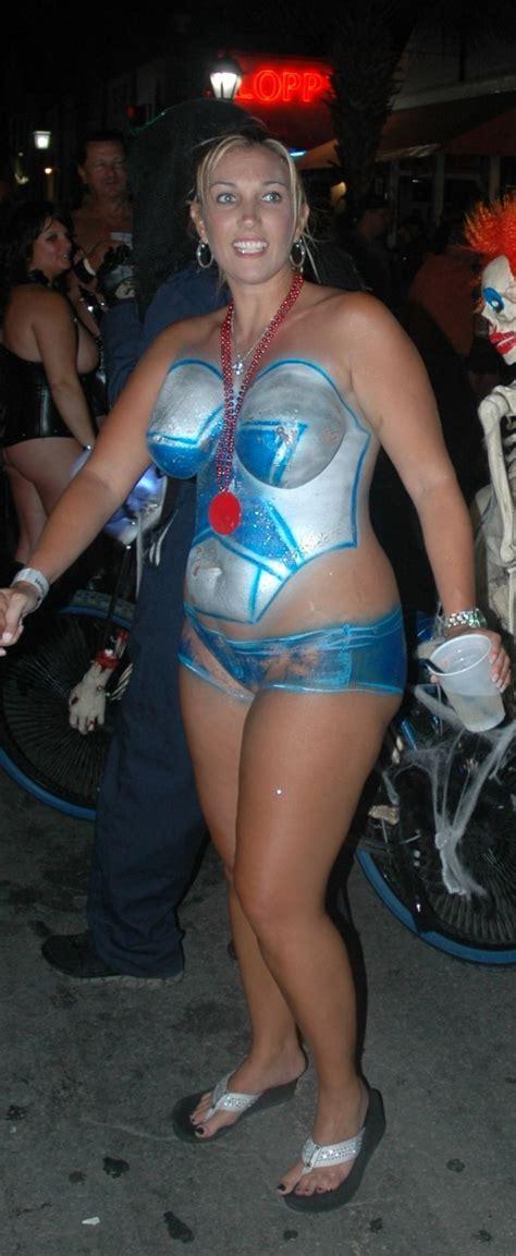Fantasy Fest See Through Dresses Hot Girls Wallpaper