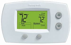 Honeywell Utility Pro Thermostat Wiring Diagram