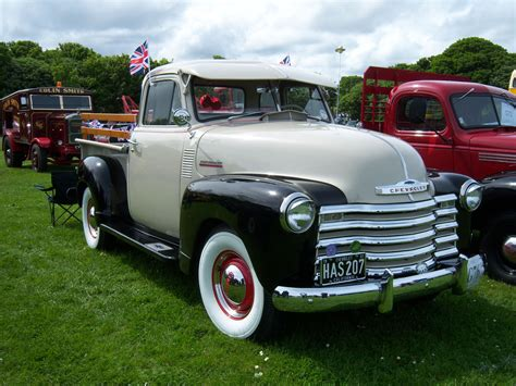 Chevy Truck Pic by 1951 Chevy Gmc Truck Brothers Classic Truck Parts