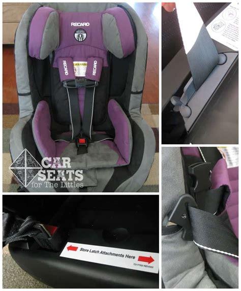 recaro proride review car seats   littles