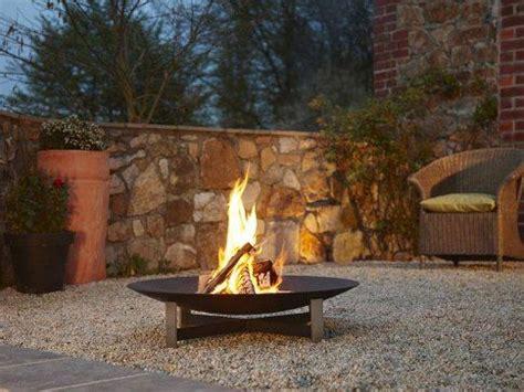 foyer exterieur design basileek brasero feu