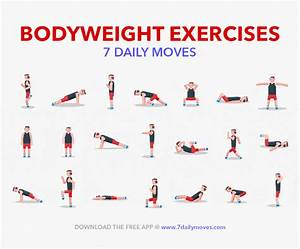 Here Are 7 Bodyweight Exercises That Will Help You Meet All Your Fitness Goals