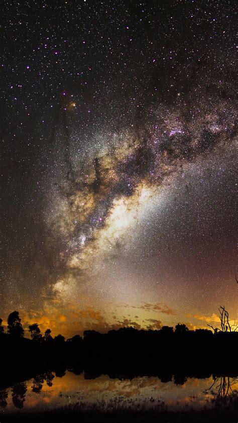 Milky Way Wallpaper Immagini