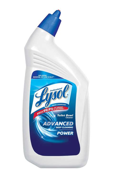 Lysol Advanced Toilet Bowl Cleaner reviews in Bathroom