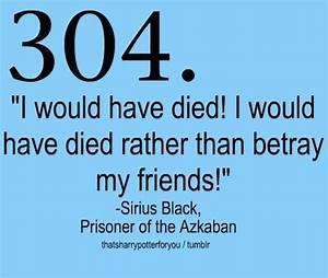 15 best images ... Sirius Azkaban Quotes