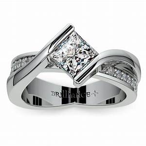 wedding rings 3 carat radiant cut diamond ring types of With different wedding ring cuts