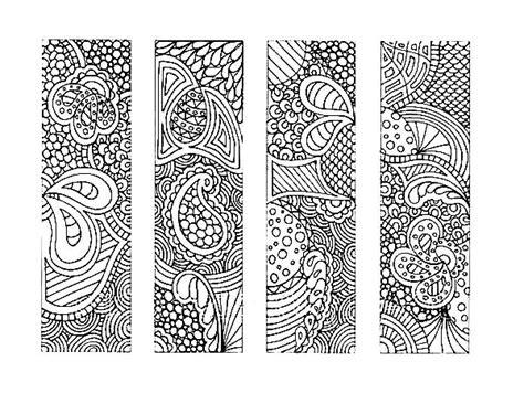 Kleurplaat Indonesie by Bookmarks Batik Bookmarks Coloring Pages