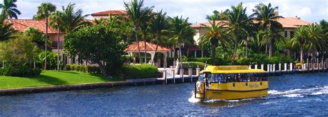 Taxi Boat Fort Lauderdale fort lauderdale water taxi
