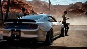 Need For Speed Payback 4K UHD Announcement Trailer PS4