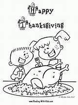 Coloring Thanksgiving Turkey Printable Dinner Louisiana Eating Clipart Thankful Thursday Happy Colorear Library Erntedank Laptop Ban Ray Clip Dibujos Coloringhome sketch template