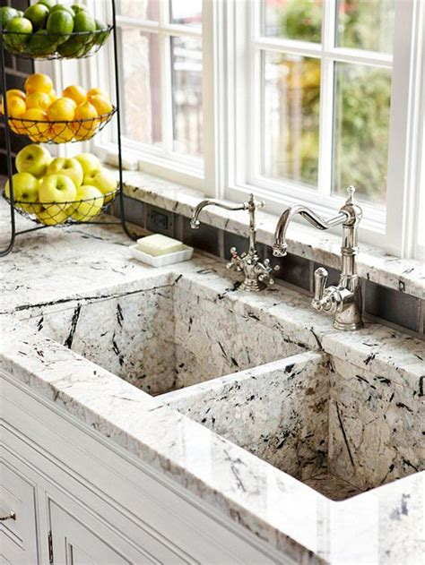 granite countertop with sink custom made granite kitchen sink to match countertops