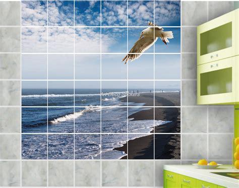 stickers carrelage mural cuisine beaufiful stickers pour carrelage cuisine photos