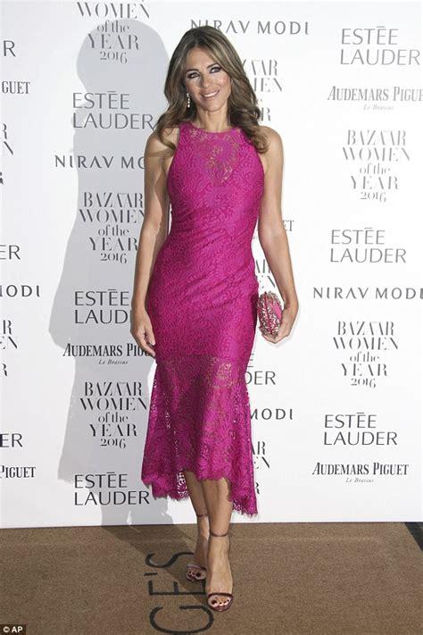 Keira Knightley dazzles at Harper's Bazaar Women of the ...