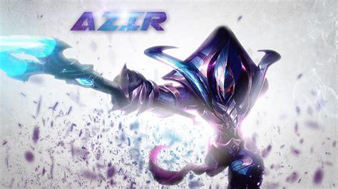 galactic azir lolwallpapers