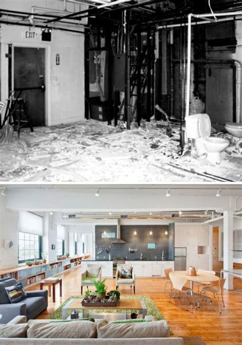 loft apartment renovation    comparison