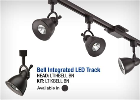 bell integrated led track bell integrated led
