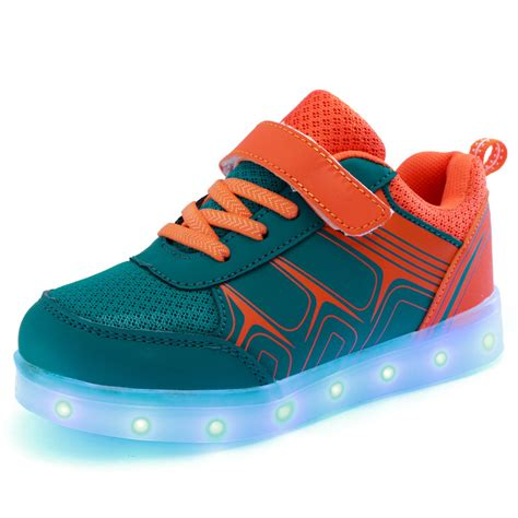 light up sneakers for youth aliexpress com buy fashion children led light up shoes