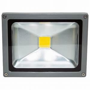 Spot Exterieur 12v : projecteur led 20w 12 24v blanc neutre ip65 ext rieur 39 ~ Edinachiropracticcenter.com Idées de Décoration