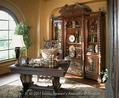 Antique Furniture French Renaissance Office Gothic Inessa